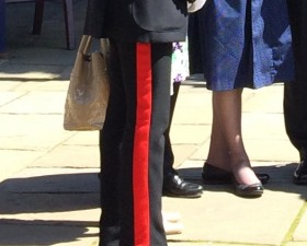 Trousers of the Lord Lieutenant