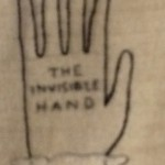 The Invisible Hand is visible, apparently, in the hindsight of history