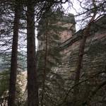 Giant dam