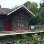 Tudor railway